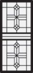 Full View Security Storm Door Designs by Green Eco Solutions