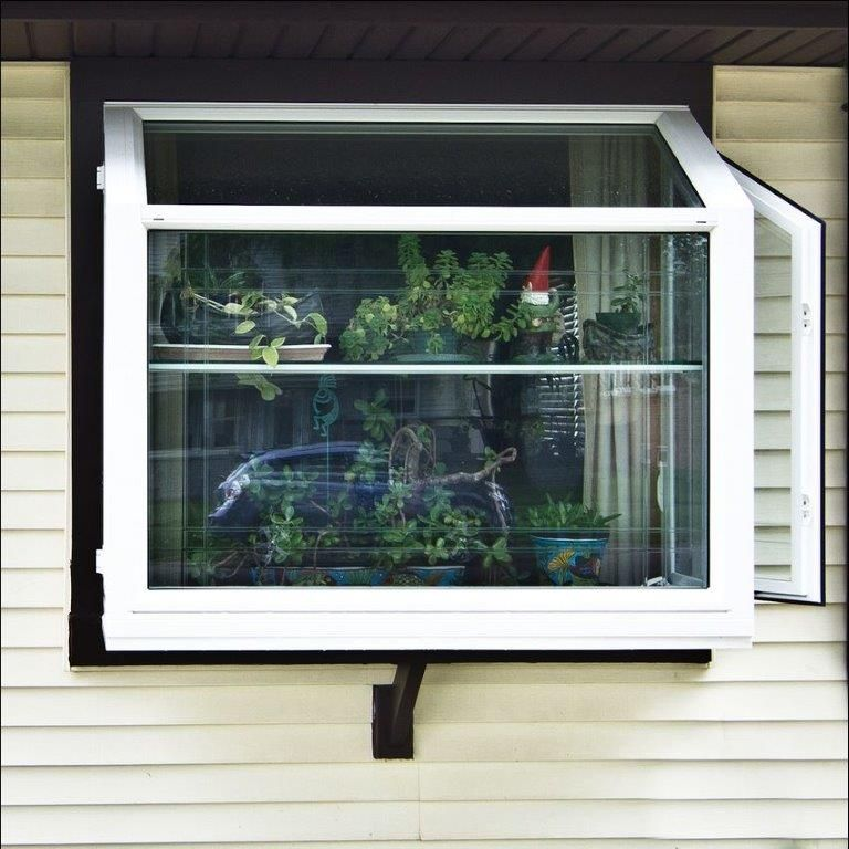 Green Eco Solutions, PA, garden window replacement, OKNA