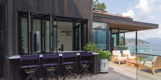 Pass Through Windows In Luxury Home - Green Eco Solutions