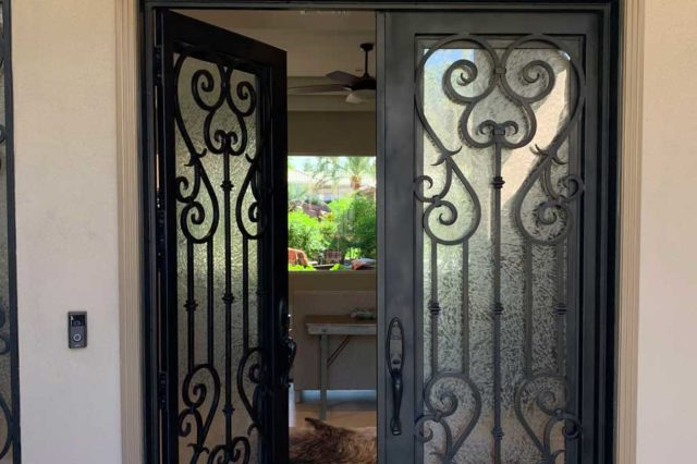 Security Doors From Green Eco Solutions