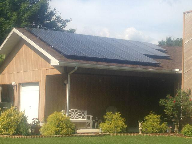 Solar Pv Install Blue Bell Pa Green Eco Solutions