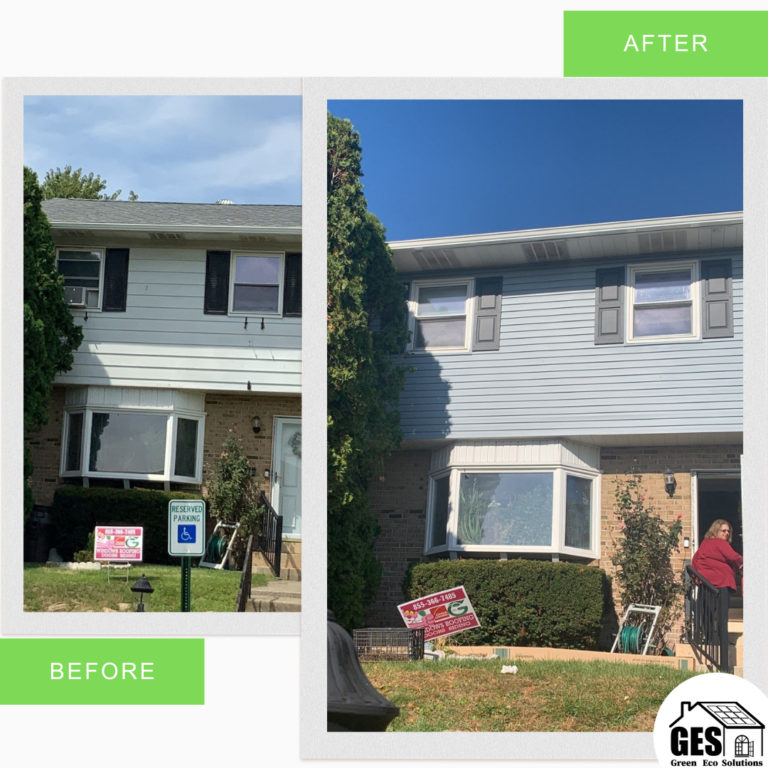 Siding Replacement - Germansville PA - Green Eco Solutions