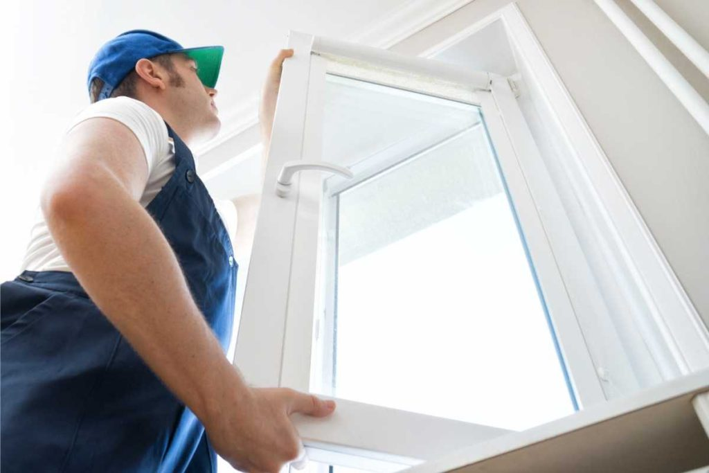 professional window replacement from Green Eco Solutions