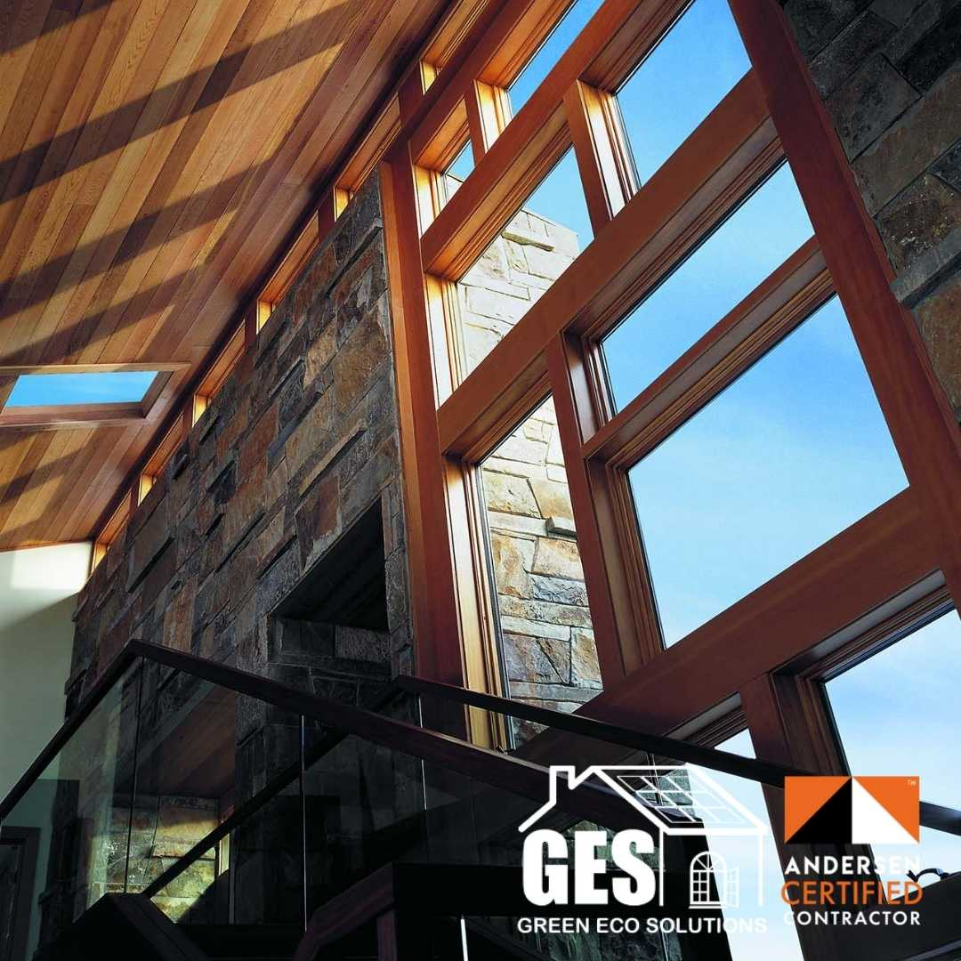 Awning Window Replacement by Green Eco Solutions
