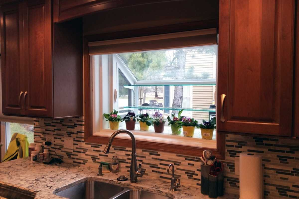 Garden Window Replacement by Green Eco Solutions