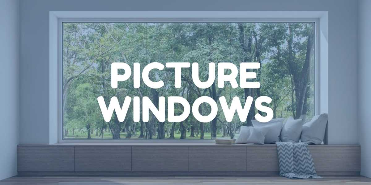 Picture Window Replacement by Green Eco Solutions