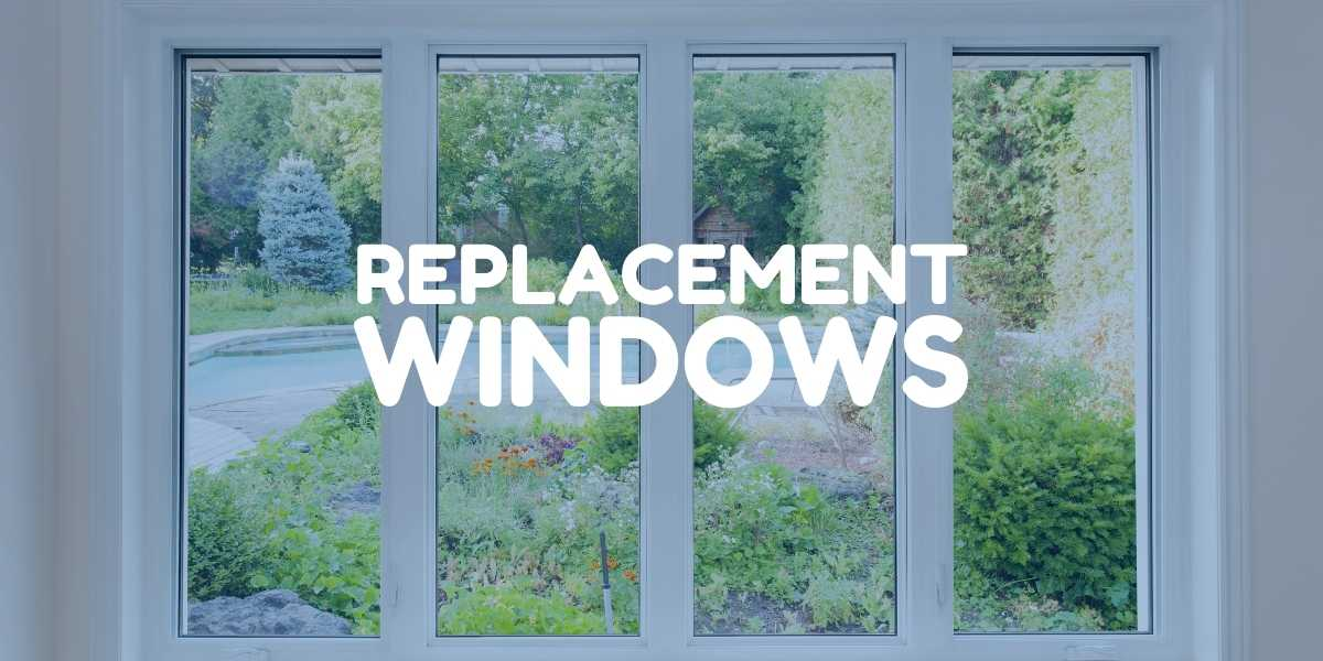 Window Replacement Services by Green Eco Solutions