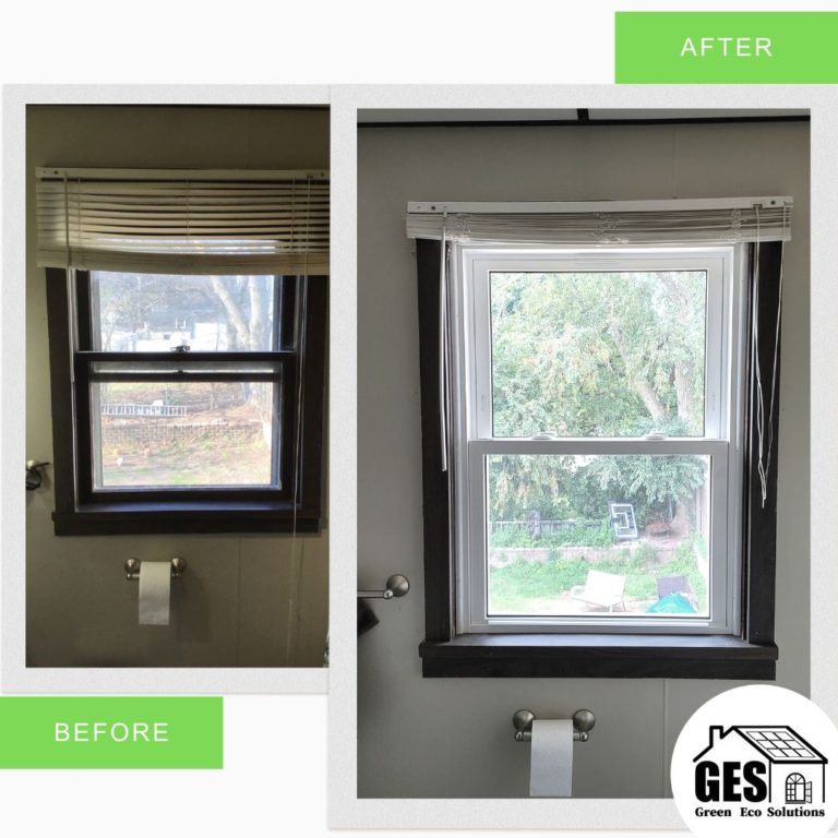 Window Replacement Residential Home in Belleville, NJ