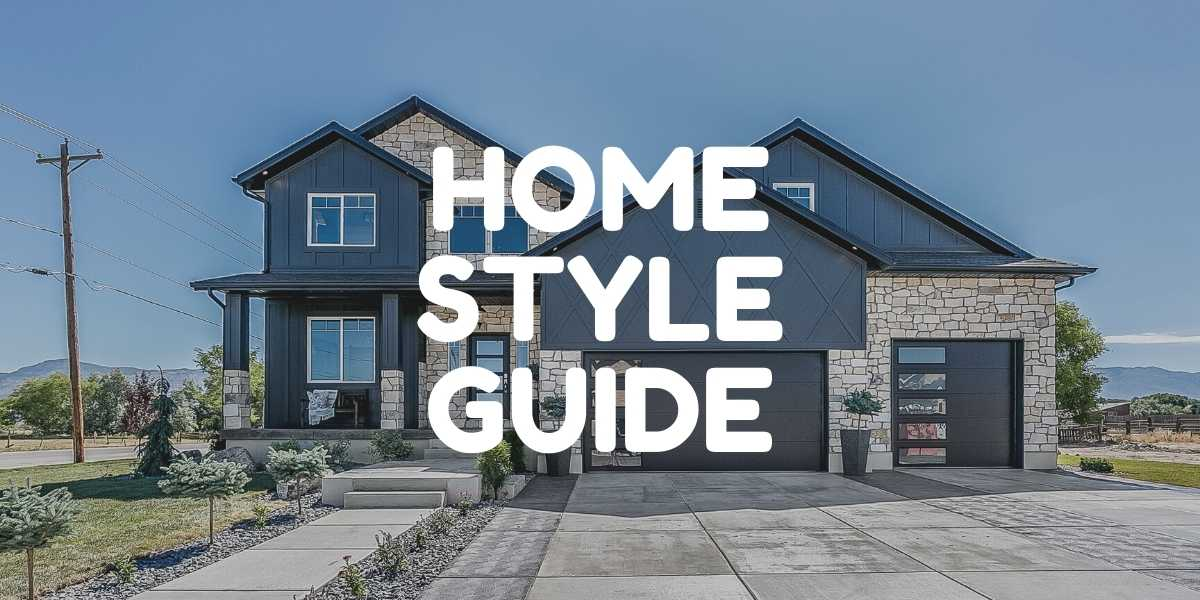 architectural home style guide by expert contractor Green Eco Solutions