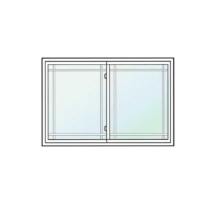Slider Window Grid Options by Green Eco Solutions